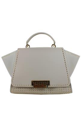 Dust Grommet Eartha Iconic Handbag by ZAC Zac Posen Handbags