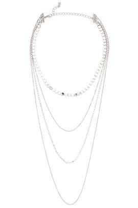 Multi Strand Necklace by Danielle Nicole
