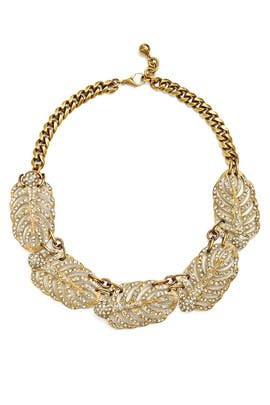 Lulu Frost - Drifting Leaves Necklace