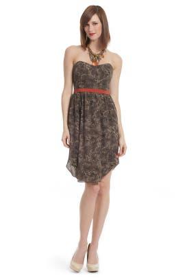 Thread Social - Flirt in Feather Dress