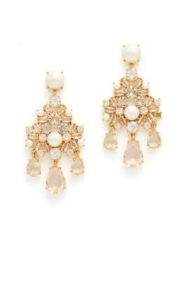 Posy Petals Pearl Drop Earrings by kate spade new york accessories