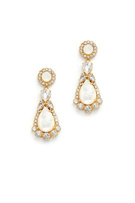 Golden Moment Earrings by kate spade new york accessories