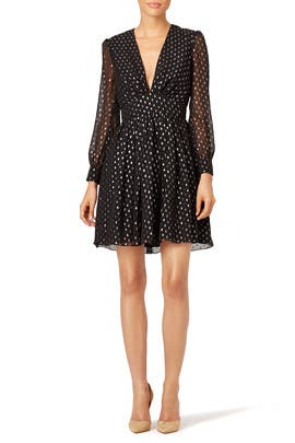 Midnight Disco Dress by Jill Jill Stuart
