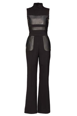 Panel Jumpsuit by David Koma