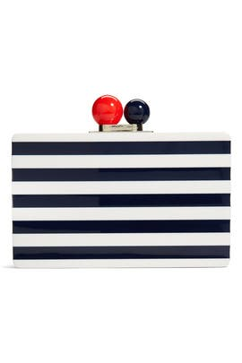 Rita Nautical Clutch by kate spade new york accessories
