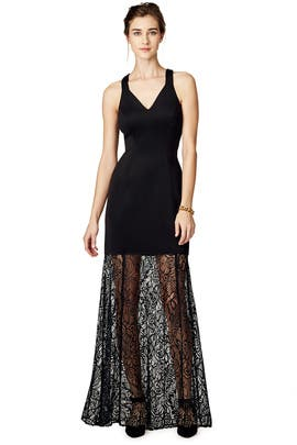 Yoana Baraschi - Neo Lace Gown