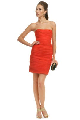 Christian Siriano - On Fire Dress