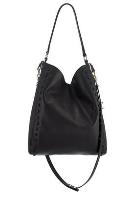 Loeffler Randall - Black Hobo Bag