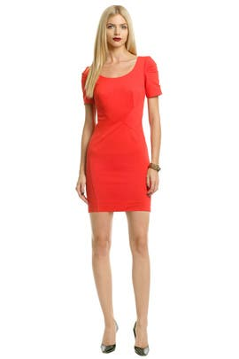 Holler Back Sheath by Z Spoke Zac Posen