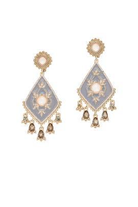 Sweet Escape Earrings by Marchesa Jewelry