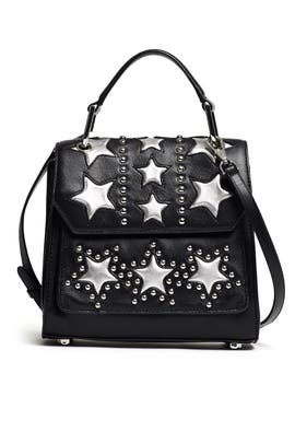 Black Star Satchel by Rebecca Minkoff Accessories