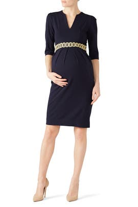 e4714a04bcc Nadine Maternity Sheath by MADDERSON LONDON for  50