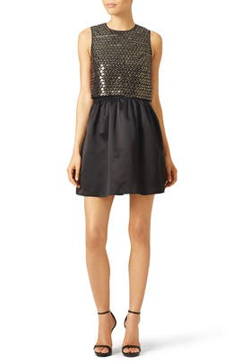 Downtown Shine Dress by CYNTHIA STEFFE