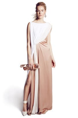 Neutral Blend Gown by Vionnet