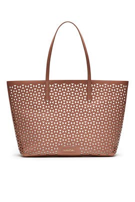 Twig Daily Leather Tote by Elizabeth and James Accessories