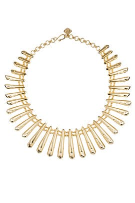 Gold Jill Necklace by Kendra Scott