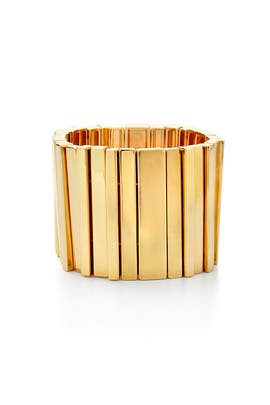 Stairwell Stretch Cuff by Lele Sadoughi