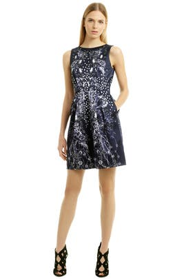Matthew Williamson - Galactic Blossom Dress