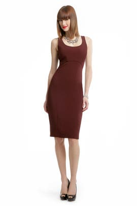 Narciso Rodriguez - Red Red Wine Dress