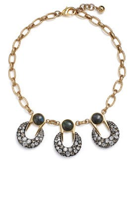 Laumiere Triple Necklace by Lulu Frost