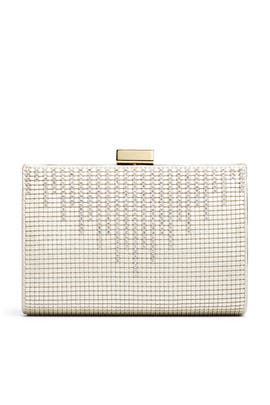 Diamond Drips Minaudiere by Whiting & Davis