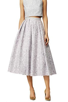 Badgley Mischka - Baroque Skirt