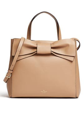 Hazel Drive Satchel by kate spade new york accessories