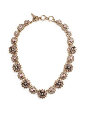 Floral Fantasy Collar by Marchesa Jewelry