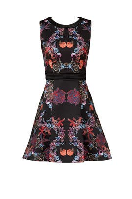 Coral Reef Dress by Cynthia Rowley