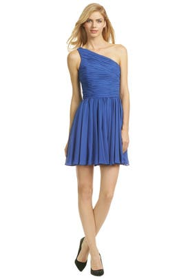 Halston Heritage - Tidal Wave Dress