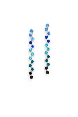 Shades Of Blue Earrings by Slate & Willow Accessories