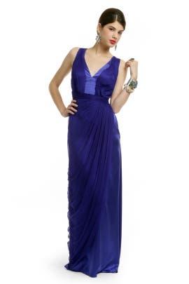 Carlos Miele - Cerulean Duchess Gown