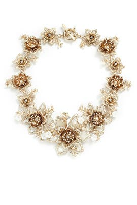 Eternal Garden Necklace by Marchesa Jewelry