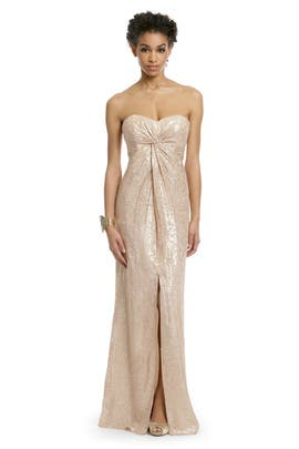 Trina Turk - Twilight Shimmer Gown
