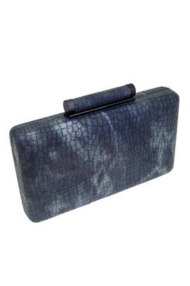 Midnight Bailey Minaudiere by Inge Christopher