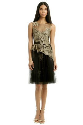 Marchesa Notte - Laurel Dress
