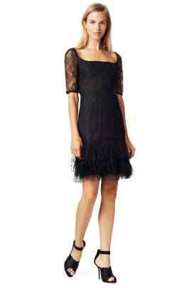 Marchesa Notte - Dark Romance Dress