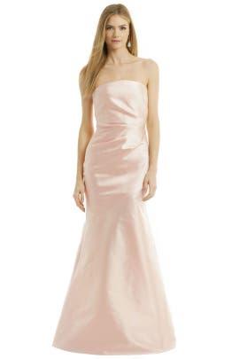 pamella roland - Think Pink Gown