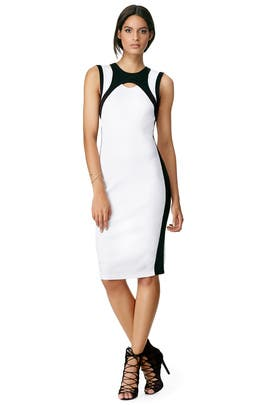 Rise Up Sheath by Helmut Lang