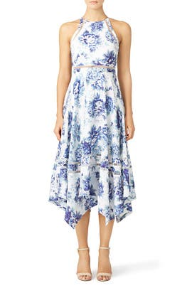ELLIATT - Porcelain Picnic Dress