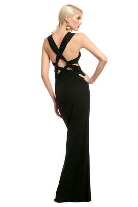 Alberta Ferretti - Love Lockdown Gown