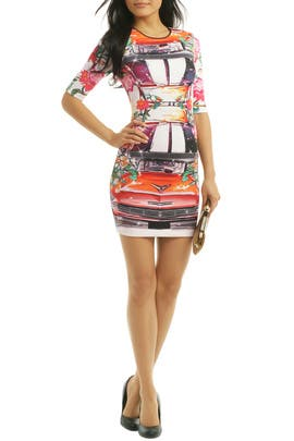 Clover Canyon - Hydraulics Dress