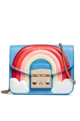Fantasia Metropolis Mini Bag by Furla