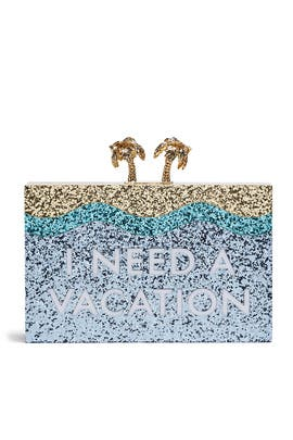Need A Vacation Clutch by kate spade new york accessories