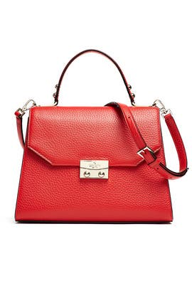Red Samira Lady Bag by kate spade new york accessories
