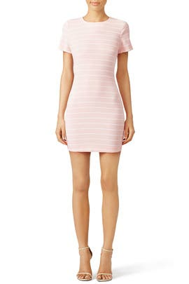 Pink Manhattan Dress by LIKELY