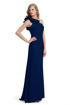 Major Moment Gown by Carmen Marc Valvo