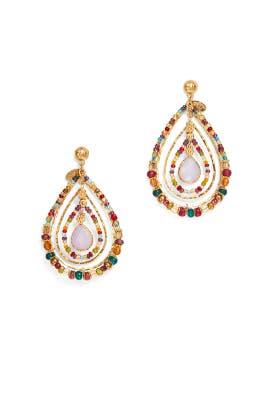 Bo Aurore Seri O Earrings by Gas Bijoux