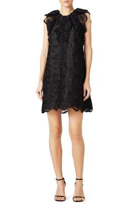 Black Victorian Dress by Giamba