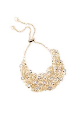 Gold Stassi Bracelet by Kendra Scott